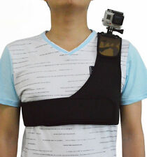 Camera Single Shoulder Strap Mount Chest Harness Belt for Gopro HD 1 2 3 3+4