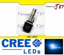 CREE LED 30W 880 H27 BLUE 10000K ONE BULB FOG LIGHT LAMP REPLACE DIRECT FIT JDM