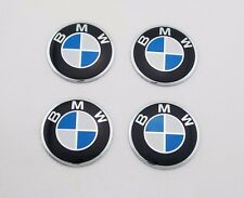 56mm Car Wheel Center Hub Caps Trim Stickers Emblem Styling For BMW 4pcs  5601