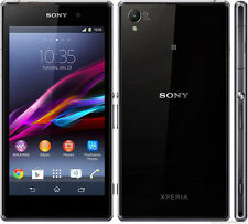 New Original Sony Xperia Z1 C6903 16GB Black (Unlocked) Smartphone,20MP,Wifi,5""
