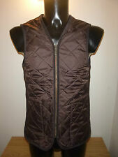 BNWT Barbour Quilted Wool Blend Gilet Body Warmer