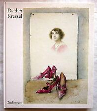 ZEICHNUNGEN - Diether Kressel