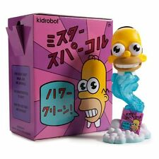 Kidrobot The Simpsons: Mr. Sparkle Medium Figure