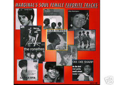 MARGINAL'S SOUL FEMALE FAVORITE TRACKS OOP CD!