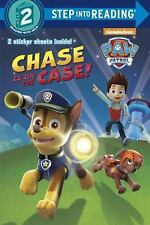 Chase is on the Case! (Paw Patrol) (Step into Reading), Random House, Good Book