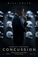 Concussion - original DS movie poster - 27x40 D/S Adv