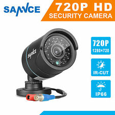 SANNCE 720P HD Plastic In/Outdoor IR-CUT CCTV Home Security Camera (A14