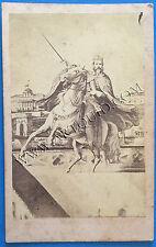 Carte de Visite, KAISER FRANZ JOSEPH I. VON ÖSTERREICH,  Habsburg, Adel, CDV