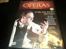 "DVD NEUF ""L'OR DU RHIN"" Collection LES PLUS GRANDS OPERAS N°40"