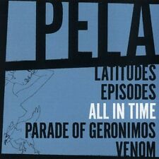 All In Time by Pela (CD, May-2005, Brassland)