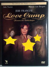 LOVE CAMP - Franco DVD Tauler Van Bergen Kaelin OOP
