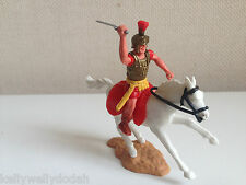 Timpo Swopped Mounted Roman Soldier