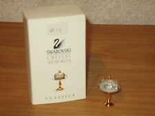 SWAROVSKI MEMORIES *NEW* Lampe Table Lamp 180187 H.2,8cm