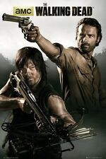 The Walking Dead - Rick Grimes & Daryl Dixon Banner - TV Poster #101