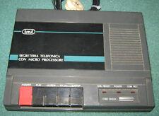 """Telefonia Fissa/Segreteria Telefonica """" TREVI STC 4125 """" Con Micro Processore"""