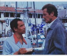 David Yip signed James Bond photo. A View To A Kill. As Chuck Lee.