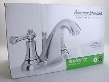 American Standard 7049200.002 Lyncroft Chrome 2-Handle Vanity Faucet New In Box