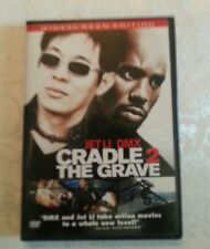 Cradle 2 the Grave (DVD, 2003, Widescreen)