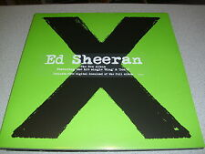 Ed Sheeran - X  - 2LP Vinyl //// Neu &OVP //// Gatefold //// Download