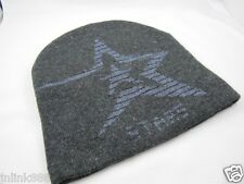 A11:New Imported Unisex Beanie Hat/Bonet-Gray