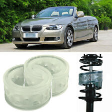 2pcs B-Type Front Shock Absorber Spring Bumper Power Cushion Buffer For BMW 330i