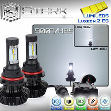 New Z ES LED 16000LM Kit 6000K White Headlight Dual Hi Lo Bulbs - 9007 HB5 (A)