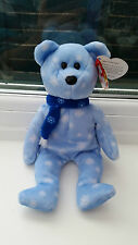 TY BEANIE BABIES HOILIDAY BEAR BRAND NEW WITH TAGS NEVER BEEN ON BEEN DISPLAY