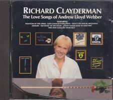 Richard Clayderman - The Love Songs of Andrew Lloyd Webber CD