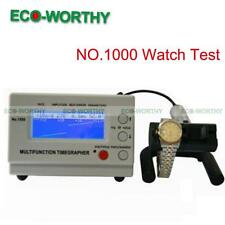 Watch Tester Timing Timegrapher Machine Calibration Tools for Automatic Wat