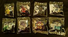 McDonald's Pokemon Happy Meal Toys Complete Set Of 8 New 2015