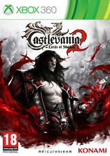Castlevania Lords Of Shadow 2 Xbox 360 * NEW SEALED PAL *