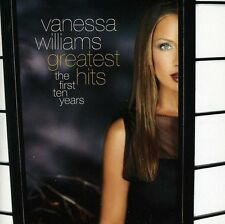 Vanessa Williams - Greatest Hits: First Ten Years [New CD]
