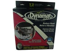 "New Dynamat 10435 Xtreme Door Sound Dampening Kit with Four 12"" x 36"" Sheets"