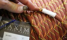 11mm X 200 Meters 660ft New England APEX-AMBER 2X-DRY DYNAMIC CLIMBERS ROPE