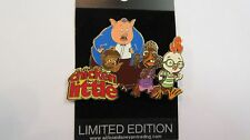 Walt Disney Shopping.Com Chicken Little Group Logo Pin - Limited Edition of 250