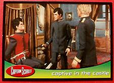 El capitán escarlata-tarjeta #44 - cautivos en el Castillo-Tarjetas inc. 2001