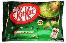Green Tea Kit Kat Matcha Japanese Snack Same Day Sipping Expiration Date 06-2017