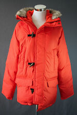 NEW $148 J.Crew Crewcuts Expedition Parka 12 Red Winter Coat Jacket 94713
