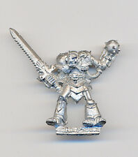 CITADEL WARHAMMER 40K OOP 1980s CHAOS CHAMPION OF KHORNE A