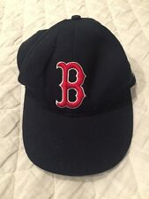 Boston Red Sox Navy Blue Baseball Cap Fine Embroidery Team Logo Outdoor MLB OSFM