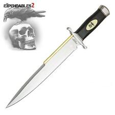 UNITED CUTLERY Gil Hibben Expendables 2 Toothpick Bowie, Hardwood, w/Sheath