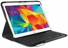 Logitech Ultrathin Keyboard Folio S410 for Samsung Galaxy Tab 4 10.1 BLUE (920-0