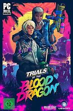 Trials of the Blood Dragon - Uplay Key - Code [No Steam] Digital - Ubisoft - PC
