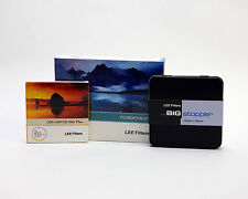 Lee Filters Foundation Holder Kit + Lee Big Stopper & Lee 77mm Standard Ring