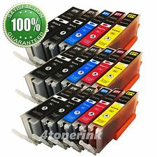 15PK New PGI270XL CLI-271XL Ink Cartridge For Canon  PIXMA MG6820 MG6821 MG6822