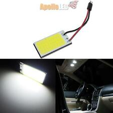 One Piece Xenon White COB LED Panel Replacement Car Dome Map light #261P