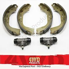 Brake Shoe & Wheel Cylinder SET - Hilux LN106 LN110 LN111 2.8 3L (88-97)