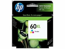HP 60xl tri color ink cartridge brand new (CC644WN) EXP DATE 9/2018