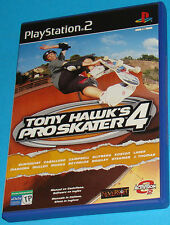Tony Hawk's Pro Skater 4 - Sony Playstation 2 PS2 - PAL