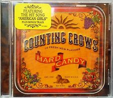 "Counting Crows - Hard Candy (+ Bonus Track) (CD 2002) Features ""American Girls"""